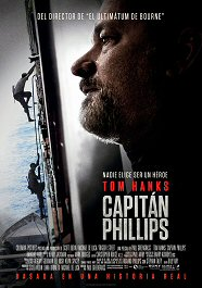 capitán Phillips movie poster cartel captain