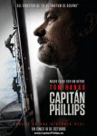 capitan Phillips captain movie cartel trailer estrenos de cine