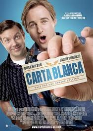 carta blanca cartel poster hall pass pelicula movie