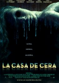 la casa de cera house of wax poster pelicula movie cartel