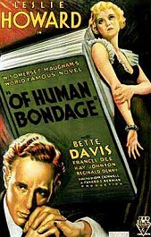 cautivo del deseo cartel pelicula movie poster review of human bondage