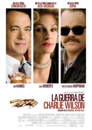 la guerra de charlie wilson war movie review poster cartel pelicula