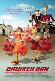 chicken run evasion en la granja cartel poster