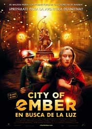 city of ember movie poster pelicula cartel