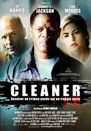 cleaner movie poster cartel pelicula