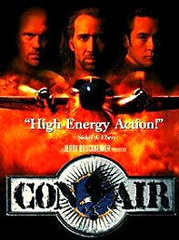 con air critica poster cartel