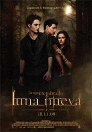 Saga Crepúsculo: Luna Nueva (2009) de Chris Weitz