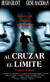 al cruzar el limite cartel pelicula movie poster extreme measures