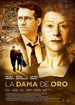 la dama de oro woman in gold poster cartel trailer estrenos de cine