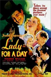 lady for a day movie poster cartel pelicula dama por un dia