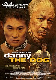 danny the dog movie poster cartel pelicula