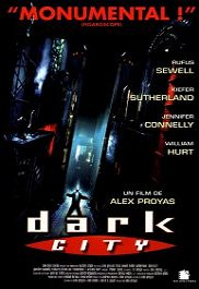 dark city cartel poster movie review