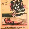 De Aqui A La Eternidad (1953) de Fred Zinnemann