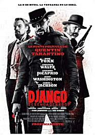 django desencadenado cartel poster movie unchained pelicula