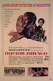doctor zhivago movie poster review cartel pelicula