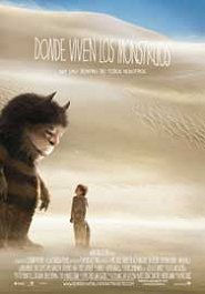 donde viven los monstruos cartel poster movie review where the wild things are