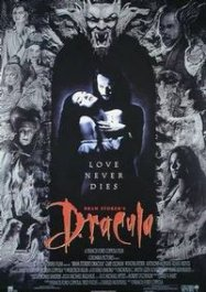 dracula de bram stoker movie poster cartel pelicula coppola