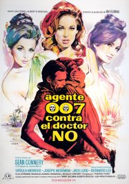 dr no cartel poster