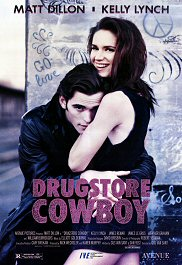 drugstore cowboy cartel movie poster pelicula