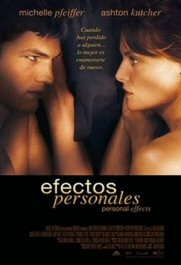 efectos personales movie review cartel poster effects personal