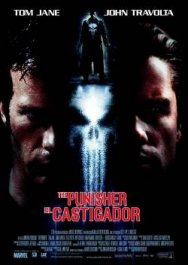 el castigador punisher poster