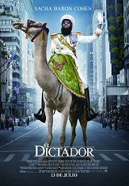 el dictador cartel poster the dictator