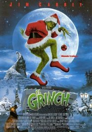 el grinch movie poster cartel pelicula review how the stole christmas