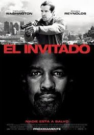 el invitado cartel movie poster pelicula safe house critica