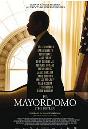 el mayordomo the butler movie review cartel poster pelicula