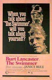 el nadador cartel the swimmer poster