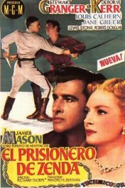 el prisionero de zenda cartel critica the prisoner of zenda