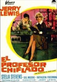El Profesor Chiflado (1963) de Jerry Lewis