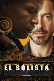 el solista cartel pelicula the soloist movie poster