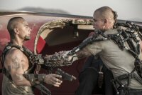 elysium matt damon movie review fotos images pictures