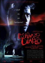el espinazo del diablo movie poster review cartel pelicula