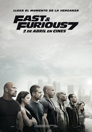 fast and furious 7 movie poster cartel