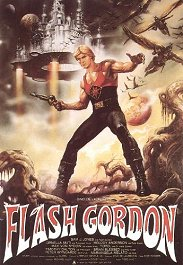 flash movie poster gordon 1980 cartel pelicula