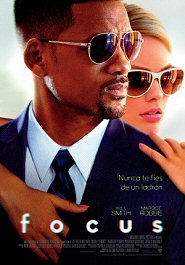 focus movie poster cartel pelicula critica