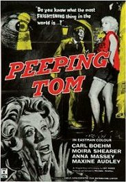 el fotografo del panico cartel pelicula peeping tom movie poster