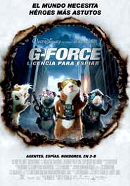 g force cartel poster