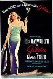 Gilda – Rita Hayworth – Glenn Ford – Charles Vidor – En Papel