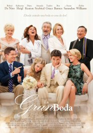 la gran boda the big Wedding movie poster cartel pelicula