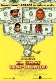El Gran Despilfarro (1985) de Walter Hill