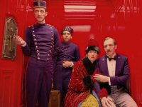 the grand hotel budapest fotos pictures movie review