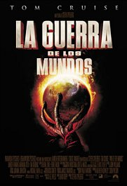 la guerra de los mundos pelicula cartel war of the world