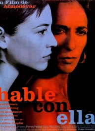 hable con ella cartel pelicula talk to her movie poster