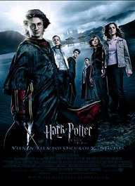 harry potter y el caliz de fuego cartel poster movie pelicula