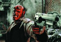 hellboy ron perlman fotos pictures review del toro