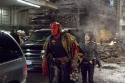 hellboy 2 movie review