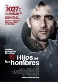 hijos de los hombres Children of men movie poster Charlie hunnam